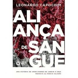 Livro Aliança De Sangue   Leonardo Capochim
